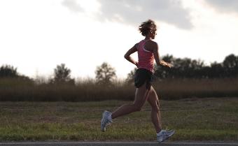 运动量过多当心患上骨质增生